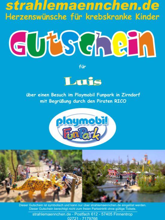 Tickets Playmobil FunPark