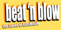 Beat'n blow Logo
