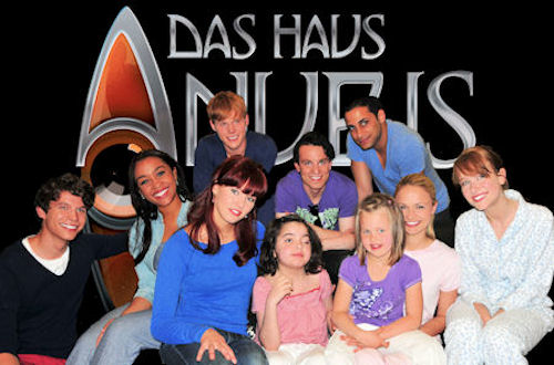 Burning Series Das Haus Anubis