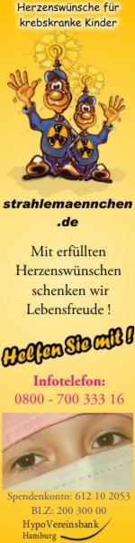 Stahlemaennchen.de - Herzenswünsche für krebskranke Kinder e.V.